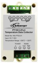 INS-PT02-01 2埠溫度資料收集器